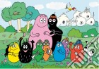 Puzzle 60 Pz Pavimento - Barbapapa' - La Famiglia Barbapapa' puzzle