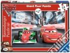 Ravensburger 05304 - Puzzle Da Pavimento 24 Pz - Cars 2 - Un Emozionante Duello puzzle