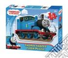 Ravensburger 05372 - Puzzle Da Pavimento 24 Pz - Thomas And Friends - Puzzle Sagomato Thomas puzzle