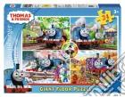 Ravensburger 05378 - Puzzle Da Pavimento 24 Pz - Thomas And Friends - Le Quattro Stagioni puzzle