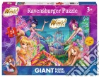 Ravensburger 05441 - Puzzle Da Pavimento 24 Pz - Winx Club - Magia Sirenix puzzle