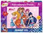 Ravensburger 05442 - Puzzle Da Pavimento 24 Pz - Winx Club - Una Nuova Favola puzzle