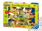Ravensburger 05471 - Puzzle Da Pavimento Giant 60 Pz - Teenage Mutant Ninja Turtles - Giovani Eroi puzzle