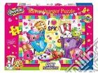 Ravensburger 05475 - Puzzle Da Pavimento Giant 60 Pz - Shopkins - Adoro Gli Shopkins puzzle