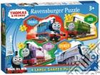 Ravensburger 07078 - Puzzle Da Pavimento 24 Pz - Thomas And Friends - 4 Puzzle Sagomati puzzle
