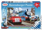 Ravensburger 07568 - Puzzle 2x12 Pz - Thomas And Friends puzzle