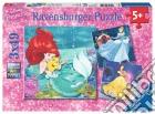Ravensburger 09350 - Puzzle 3x49 Pz - Principesse Disney puzzle