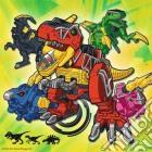 Ravensburger 09393 - Puzzle 3x49 Pz - Power Rangers - Dino Charge puzzle