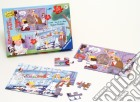 Ravensburger 09413 - Puzzle 3x49 Pz - Secret Life Of Pets - Da Soli In Casa puzzle