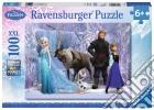 Ravensburger 10516 - Puzzle XXL 100 Pz - Frozen - La Regina Delle Nevi puzzle