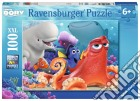 Ravensburger 10875 - Puzzle XXL 100 Pz - Alla Ricerca Di Dory puzzle