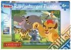 Ravensburger 10922 - Puzzle XXL 100 Pz - Lion Guard - Kion E I Suoi Amici puzzle