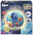 Ravensburger 12181 - Puzzleball Lampada Notturna 108 Pz - Alla Ricerca Di Dory puzzle