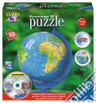 Mappamondo 180pz + cdrom De Agostini  puzzle