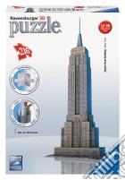 Ravensburger 12553 - Puzzle 3D - Empire State Building puzzle