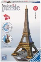 Ravensburger 12556 - Puzzle 3D - Tour Eiffel puzzle