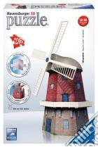 Ravensburger 12563 - Puzzle 3D - Mulino A Vento puzzle