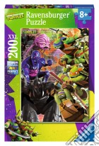 Puzzle XXL 200 Pz - Teenage Mutant Ninja Turtles puzzle