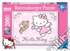 Puzzle super 200 pz - hky  hello kitty puzzle