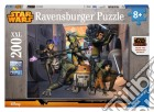 Ravensburger 12809 - Puzzle XXL 200 Pz - Star Wars - Rebels puzzle