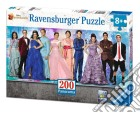 Ravensburger 12831 - Puzzle XXL 200 Pz - Descendants - Panorama puzzle