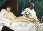 Manet: olympia puzzle