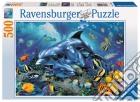 Lassen: barriera corallina (12+ anni) puzzle
