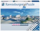 Puzzle 1000 Pz Panorama - Spiaggia Sull'Isola Di Sylt puzzle