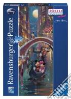 Ravensburger 15055 - Puzzle 1000 Pz - Panorama - Romantica Serata A Venezia Con Topolino E Minnie puzzle