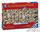 Ravensburger 15062 - Puzzle 1000 Pz - Arte - Michelangelo - Volta Della Cappella Sistina puzzle