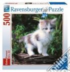 Puzzle 500 pz - gattino puzzle