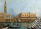 Ravensburger 15402 - Puzzle 1000 Pz - Arte - Canaletto - Palazzo Ducale puzzle
