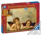 Ravensburger 15544 - Puzzle 1000 Pz - Arte - Raffaello - Cherubini puzzle