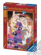 Ravensburger 15587 - Puzzle 1000 Pz - Arte - Klimt - La Vergine puzzle