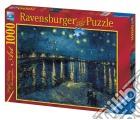 Ravensburger 15614 - Puzzle 1000 Pz - Arte - Van Gogh - Notte Stellata puzzle