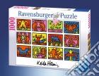Ravensburger 15615 - Puzzle 1000 Pz - Arte - Keith Haring puzzle