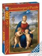 Ravensburger 16249 - Puzzle 1500 Pz - Madonna Del Cardellino puzzle