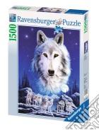 Puzzle 1500 pz - la notte dei lupi puzzle