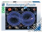 Ravensburger 16373 - Puzzle 1500 Pz - Planisfero Celeste puzzle