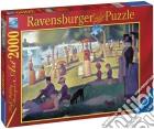 Ravensburger 16616 - Puzzle 2000 Pz - Seurat - Una Domenica Pomeriggio Sull'Isola Della Grande Jatte puzzle