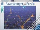 Puzzle 2000 pz - parigi in notturna puzzle