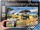 Puzzle 1000 pz - animali della savana puzzle