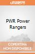 PWR Power Rangers puzzle