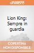 Lion King: Sempre in guardia puzzle