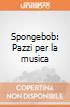 Spongebob: Pazzi per la musica puzzle