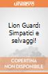Lion Guard: Simpatici e selvaggi! puzzle