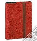 Taccuino club a righe 10x15 rosso ciliegia scrittura