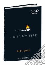 Agenda scolastica 2012/13 born 2b textagenda 12x17 light my fire