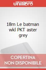 18m Le batman wkl PKT aster grey articolo per la scrittura