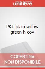 PKT plain willow green h cov articolo per la scrittura
